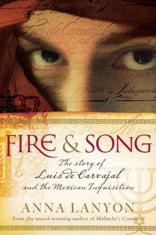 Fire and Song  by  Anna Lanyon
