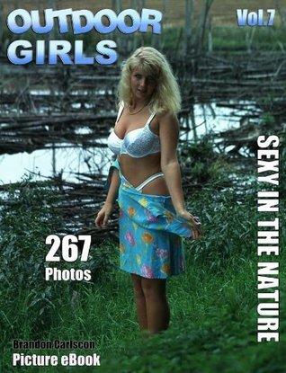 Outdoor Girls Vol.07: Cute Amateur Girlies Outdoors eBook  by  Brandon Carlscon