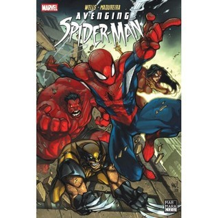Avenging Spider - Man: Sayı 1 (Avenging Spider-man, #1)  by  Zeb Wells