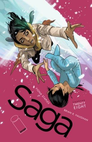 Saga #28 Brian K. Vaughan