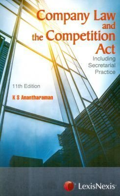 Company Law and Competition Act  by  K.S. Anantharaman