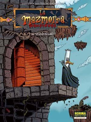 La Mazmorra Monstruos: El Señor Negro (Colección Extra Color #252: La Mazmorra Nivel 103)  by  Joann Sfar