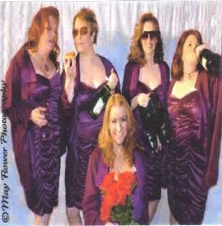 The Audacious Ladies of La Gran Sorellanza  by  K-Lee Starland