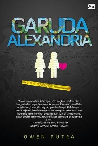 Garuda Alexandria Owen Putra
