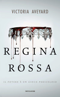 Regina Rossa (Red Queen, #1)  by  Victoria Aveyard