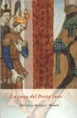 La carta del Preste Juan  by  Javier Martín Lalanda