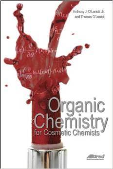 Organic Chemistry for Cosmetic Chemists Anthony OLenick