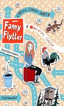 Fanny flytter - operation gekko Kirsten Sonne Harild