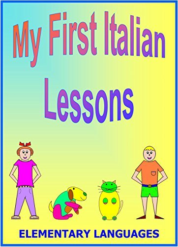 My First Italian Lessons  by  Philippe Delannoy