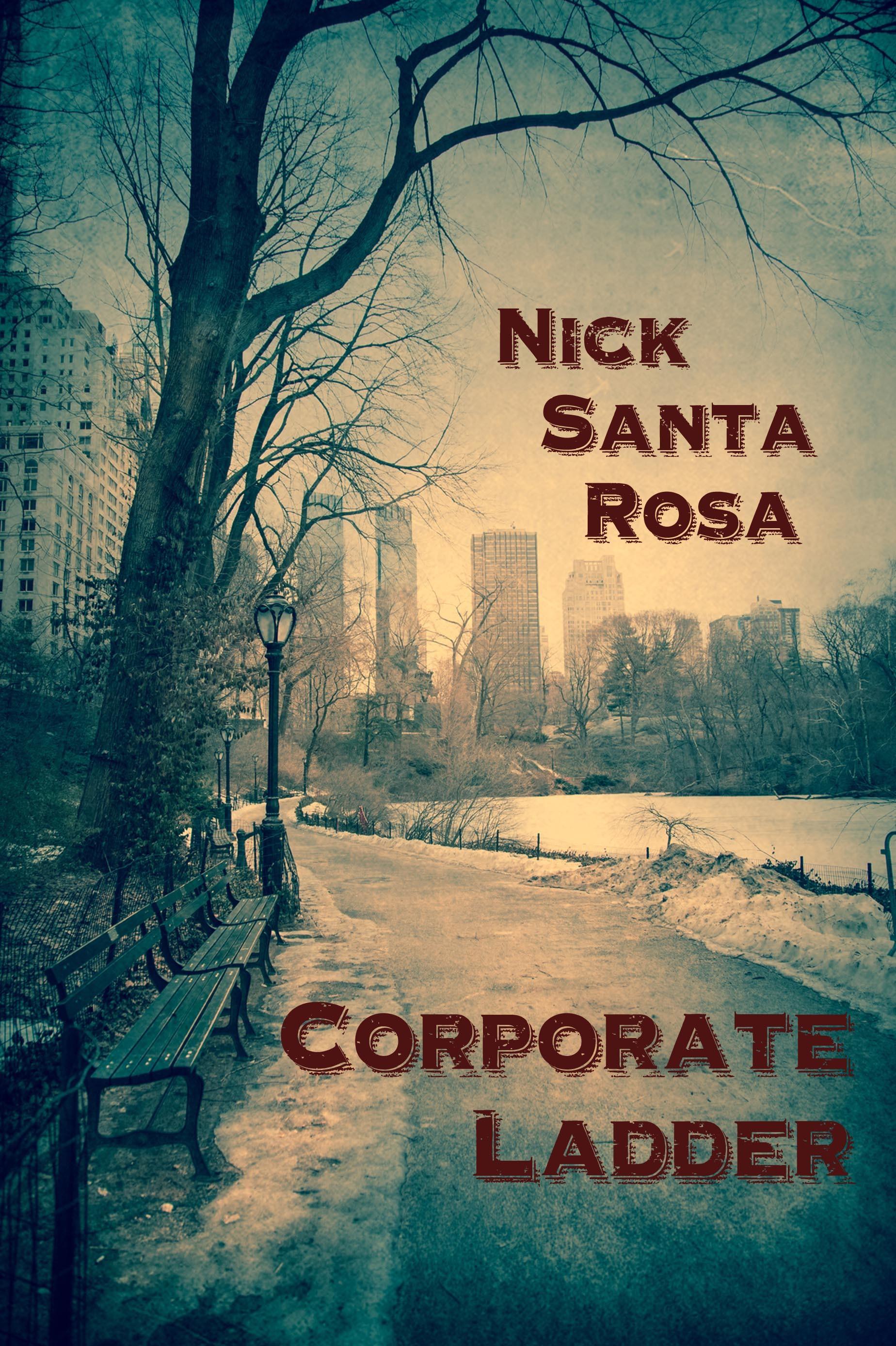 Corporate Ladder  by  Nick Santa Rosa
