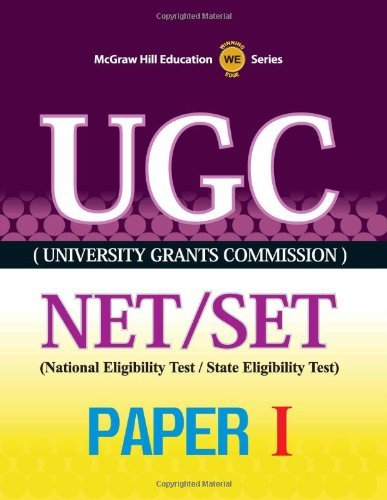 UGC NET/SET PAPER 1  by  Tmh