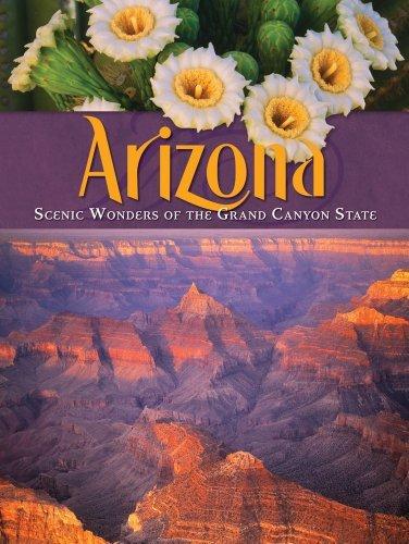 Arizona Scenic Wonders-c Various