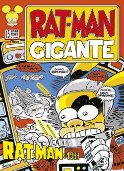 Rat-Man Gigante n 15: Rat-Man 1999  by  Leo Ortolani