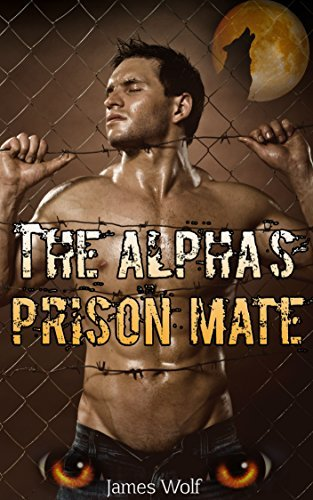 The Alphas Prison Mate: (Mpreg Paranormal Shifter Dominant Steamy Romance) James Wolf