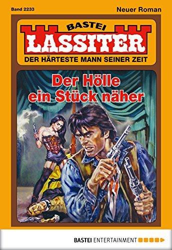 Lassiter - Folge 2233: Der Hölle ein Stück näher Jack Slade