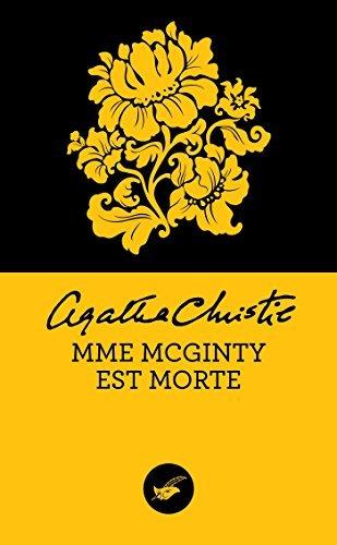 Mme McGinty est morte Agatha Christie