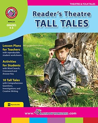 Readers Theater Tall Tales Gr. 4-6 Nat Reed