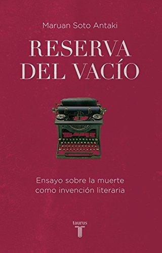 Reserva del vacío  by  Maruan Soto Antaki