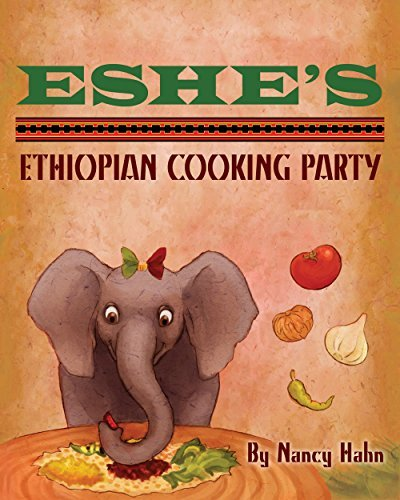 Eshes Ethiopian Cooking Party Nancy Hahn