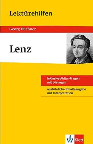 Klett Lektürehilfen - Georg Büchner, Lenz: Für Oberstufe und Abitur Udo Müller
