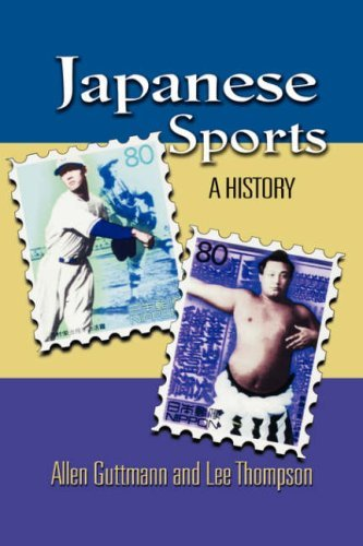 Japanese Sports: A History  by  Lee Thompson