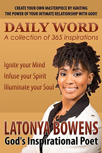 Daily Word: A Collection of 365 Inspirations  by  Latonya Bowens