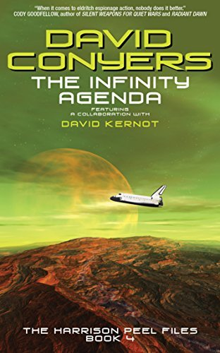 The Infinity Agenda (The Harrison Peel Files Book 4)  by  David Conyers