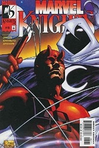 Marvel Knights #5  by  Chuck Dixon
