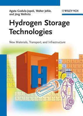 Hydrogen Storage Technologies: New Materials, Transport, and Infrastructure  by  Agata Godula-Jopek