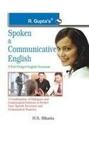 Spoken and Communicative English: A Full Fledge English Grammar  by  H.S. Bhatia