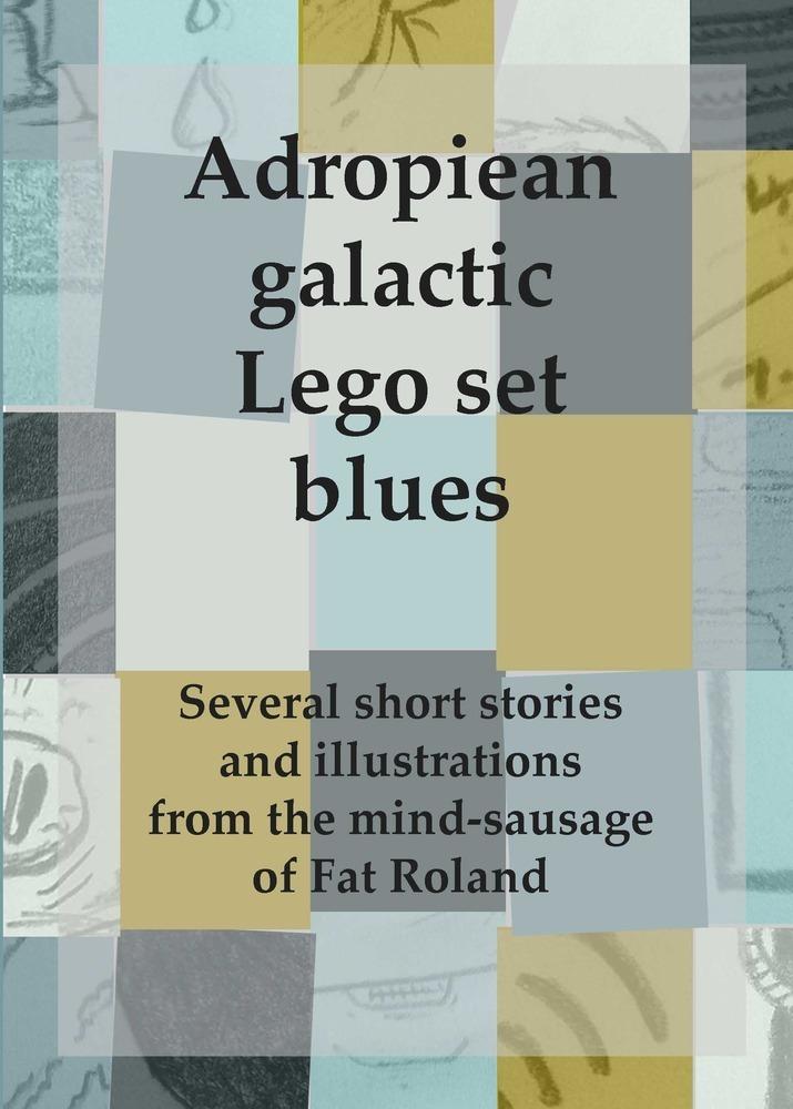 Adropiean Galactic Lego Set Blues Fat Roland