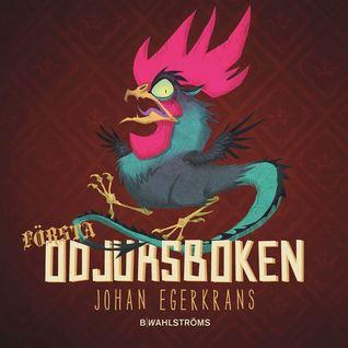Första odjursboken Johan Egerkrans