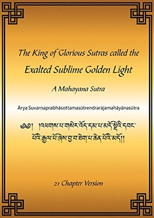 Sutra of Golden Light Shakyamuni Buddha