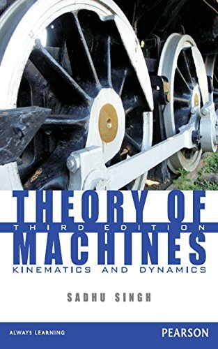 Theory of Machines: Kinematics and Dynamics  by  Sadhu Singh