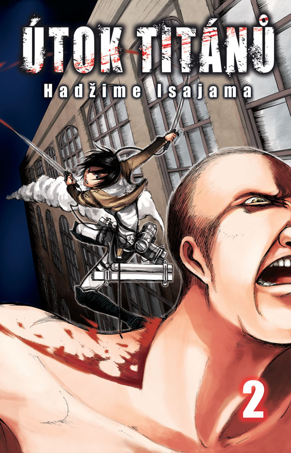 Útok titánů 2  by  Hajime Isayama