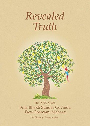 Revealed Truth Bhakti Sundar Govinda