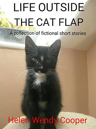 LIFE OUTSIDE THE CAT FLAP: A collection of fictional short stories  by  Helen Wendy Cooper