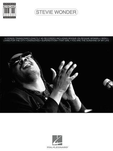 Stevie Wonder Songbook Stevie Wonder