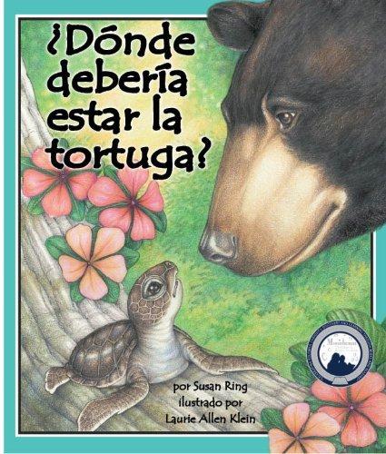 ¿Dónde debería estar la tortuga?  by  Susan Ring