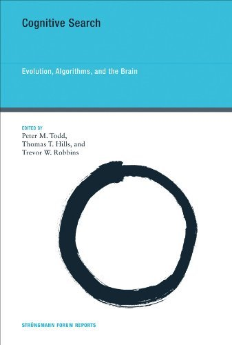 Cognitive Search: Evolution, Algorithms, and the Brain  by  Peter M. Todd