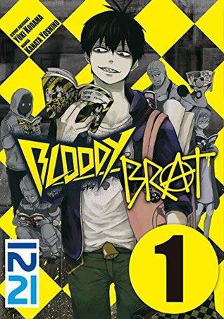 Bloody Brat - chapitre 1 Yuki Kodama