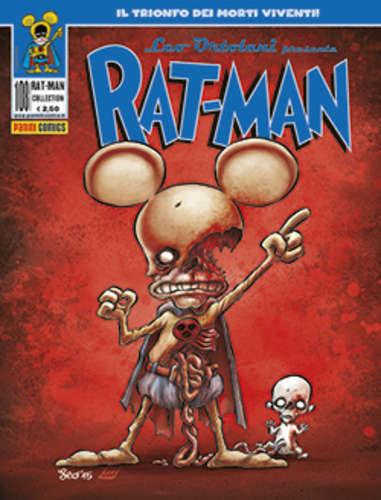 Rat-Man Collection n. 108 Leo Ortolani