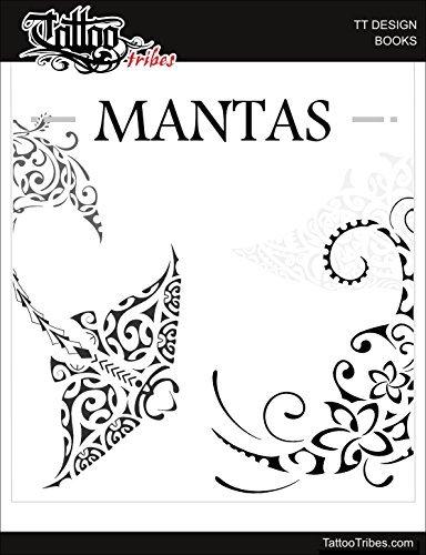 MANTAS - Design Book (TattooTribes Design Books 1) Roberto Gemori
