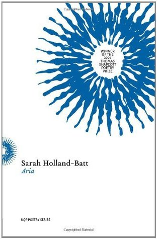 Aria (UQP Poetry Series)  by  Sarah Holland-Batt