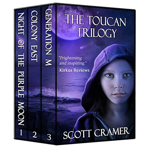 The Toucan Trilogy (The Toucan Trilogy, #1-3) Scott Cramer