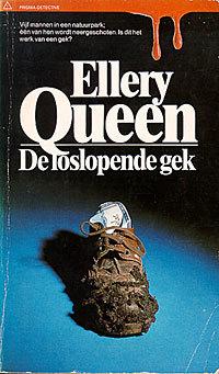 De loslopende gek Ellery Queen