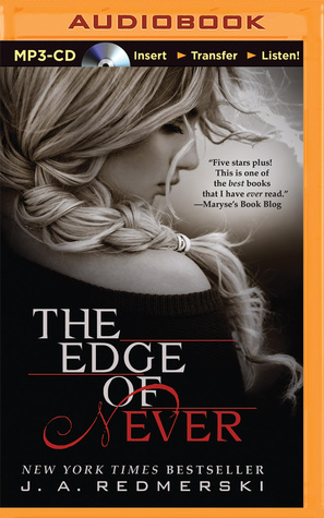 Edge of Never, The  by  J.A. Redmerski