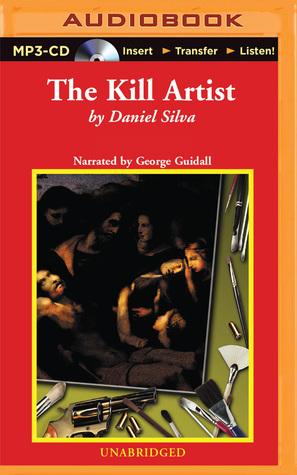 Kill Artist, The Daniel Silva