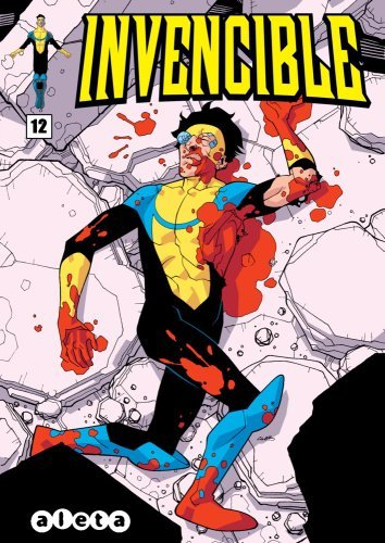 Invencible #12 Robert Kirkman
