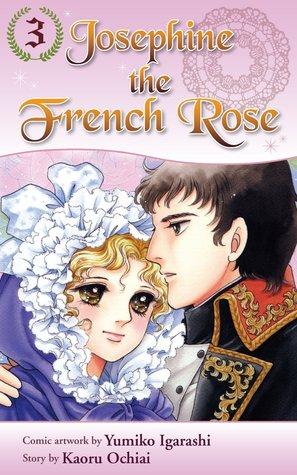 Josephine the French Rose 3  by  Yumiko Igarashi